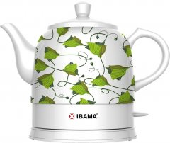 The 1.2L Ibama Ceramic Teapot, by Ibama
