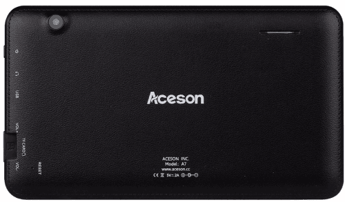 Picture 1 of the Aceson A7.