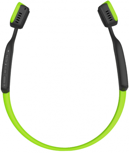 Picture 1 of the AfterShokz Trekz Titanium.