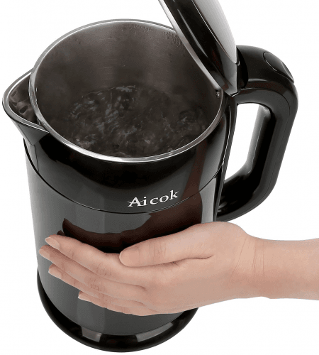 Picture 2 of the Aicok Plastic 1.7-Liter.