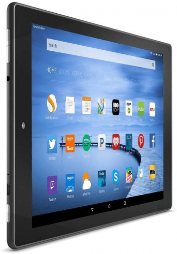 Picture 1 of the Amazon Fire HD 10.