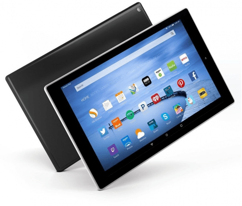 Picture 2 of the Amazon Fire HD 10.