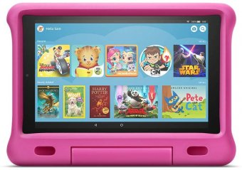 The Amazon Fire HD 10 Kids Edition 2019, by Amazon