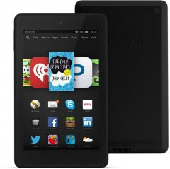 The Amazon Fire HD 6, by Amazon