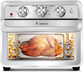 Aobosi 6-in-1 Toaster Oven