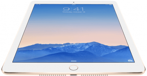 Picture 2 of the Apple iPad Air 2.