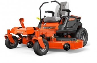 The Ariens IKON X 52 Kawasaki, by Ariens