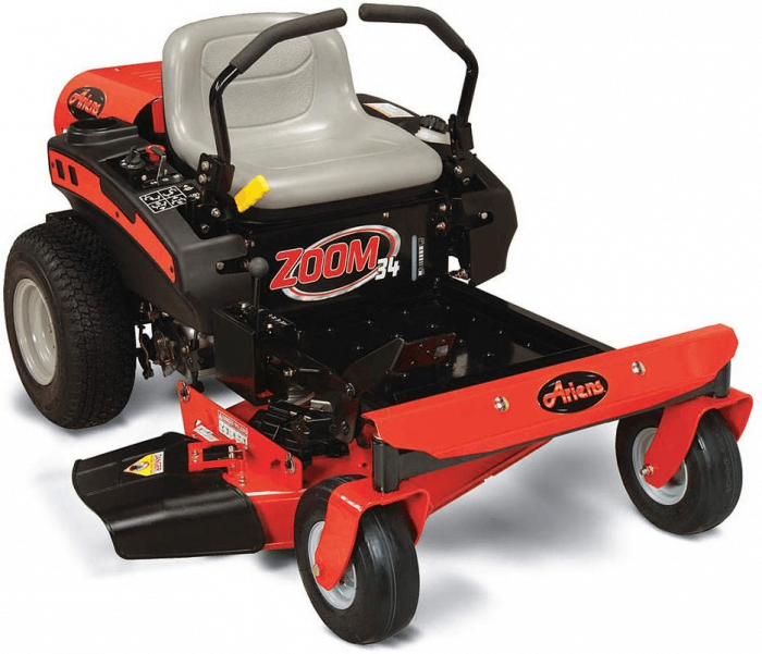 Picture 1 of the Ariens Zoom 34.