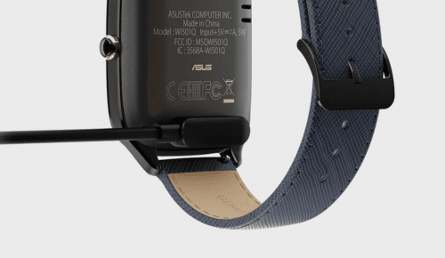 Picture 2 of the Asus ZenWatch 2 Men.