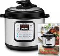 The Becooker 4Qt Electric Pressure Cooker