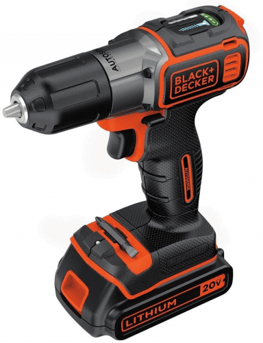 Picture 1 of the Black & Decker BDCDE120.