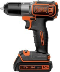 The Black & Decker BDCDE120, by Black and Decker
