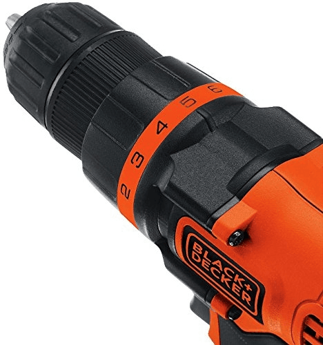 Picture 2 of the Black & Decker LDX172C.