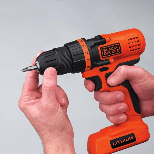 Picture 3 of the Black & Decker LDX172C.