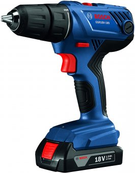 The Bosch GSR18V-190B22, by Bosch