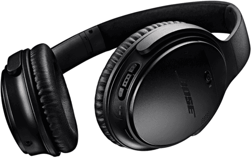 Picture 2 of the bose quietcomfort 35.
