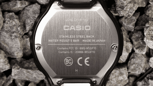 Picture 1 of the Casio WSD-F10.