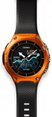 The Casio WSD-F10, by Casio