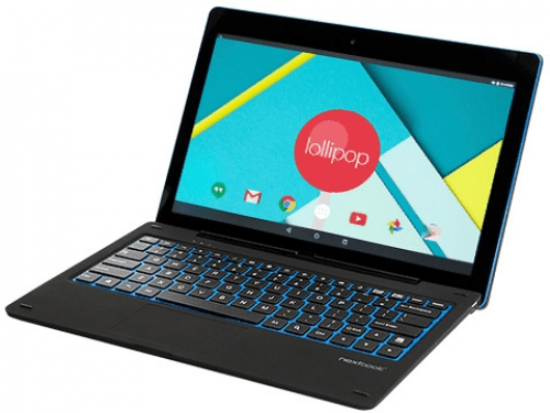 Picture 2 of the E-FUN Nextbook Ares 11.