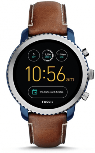 Picture 3 of the Fossil Gen 3 Q Explorist.