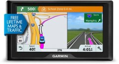 The Garmin Drive 61 LMT-S, by Garmin