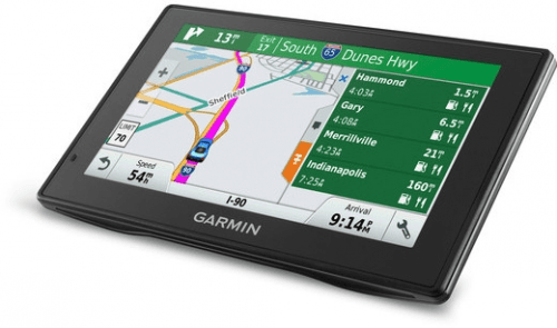 Picture 1 of the Garmin DriveSmart 70LMT.