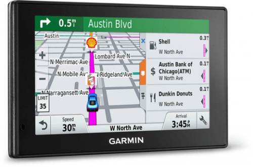 Picture 2 of the Garmin DriveSmart 70LMT.