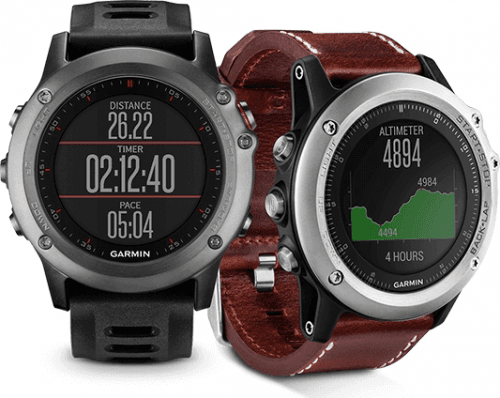 Picture 2 of the Garmin Fenix 3.