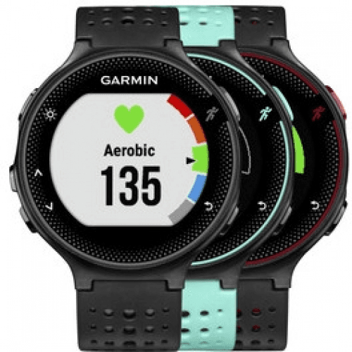 Picture 2 of the Garmin Forerunner 235.