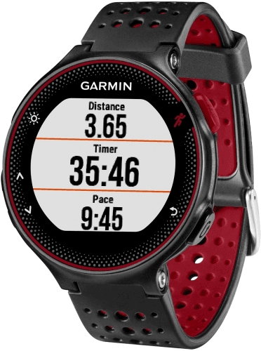 Picture 4 of the Garmin Forerunner 235.