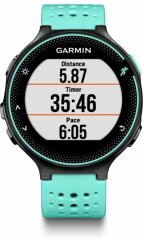 The Garmin Forerunner 235, by Garmin