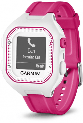 Picture 1 of the Garmin Forerunner 25.