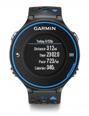 The Garmin Forerunner 620, by Garmin