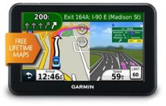 The Garmin nuvi 50LM, by Garmin
