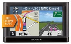 The Garmin nuvi 52LM, by Garmin