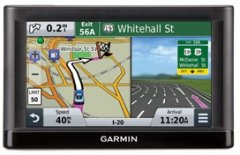 The Garmin Nuvi 55, by Garmin