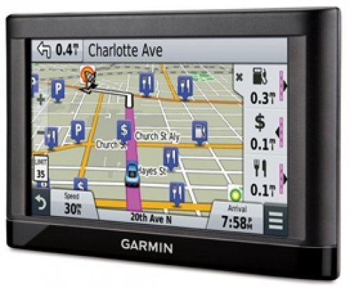 Picture 2 of the Garmin nuvi 65LM.