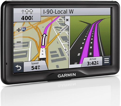 Picture 1 of the Garmin RV 760LMT with Backup Camera.