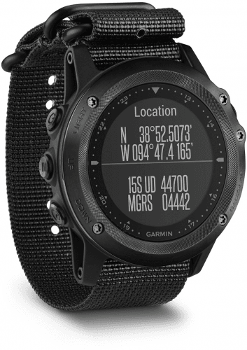 Picture 3 of the Garmin Tactix Bravo.