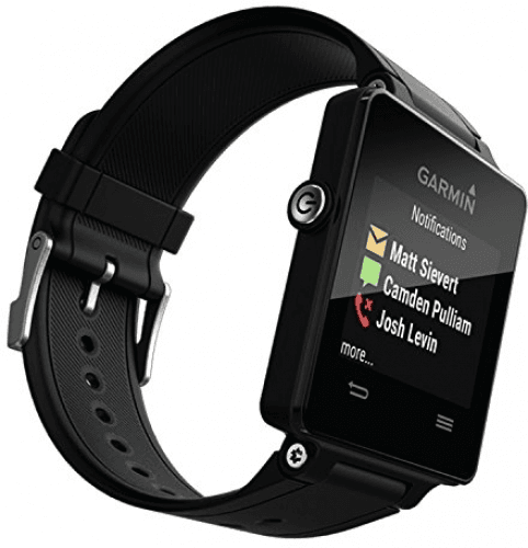 Picture 1 of the Garmin Vivoactive.