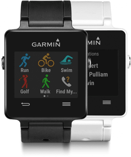 Picture 5 of the Garmin Vivoactive.