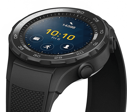 Picture 4 of the Huawei Watch 2.