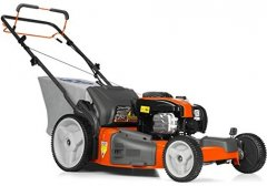 The Husqvarna hu800awdh walk behind mower, by Husqvarna