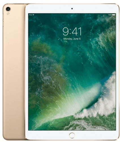 Picture 4 of the iPad Pro 10.5-inch Wifi Cellular.