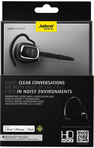 Jabra Supreme Driver Edition Detailed Specs 434f99f018ae8