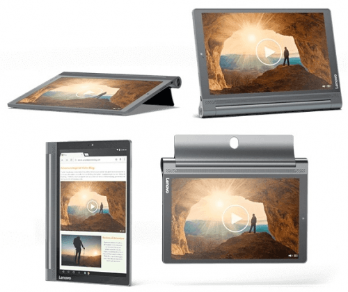 Picture 2 of the Lenovo Yoga Tab 3 Plus.