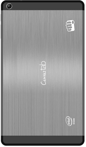 Picture 1 of the Micromax Canvas Tab P690.