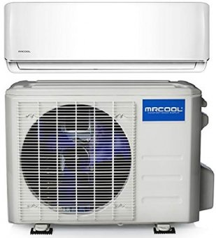 MrCool Advantage A-09-HP-WMAH-230B