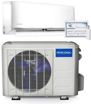 The MrCool Advantage A-12-HP-WMAH-230B, by MrCool