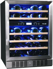 NewAir AWR-460DB 46-bottle